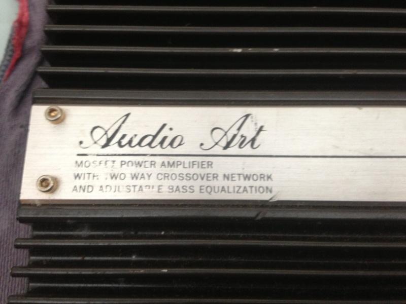Audio Art 200.2XE Old School Amplifier Front13