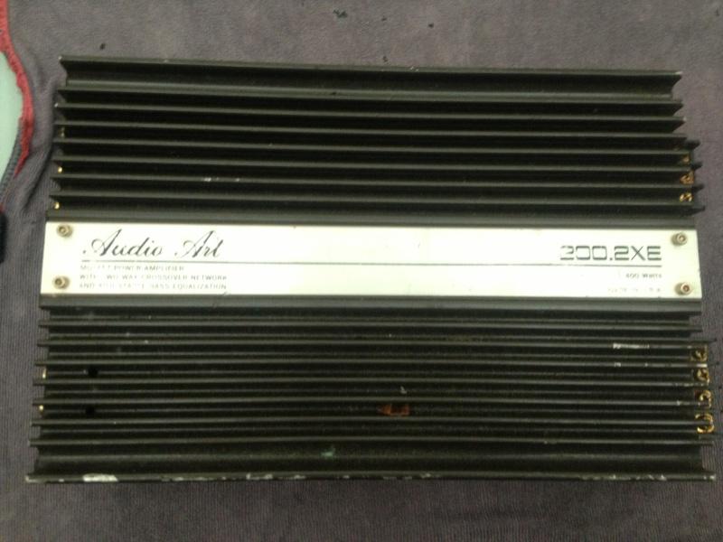 Audio Art 200.2XE Old School Amplifier Full12