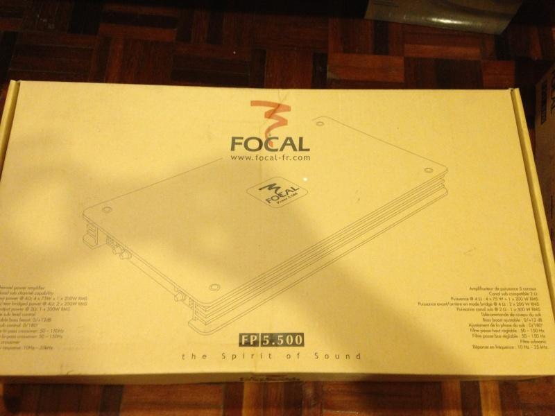 Focal FP1.800 & FP5.500 Amplifier BNIB (SOLD) Photo_17