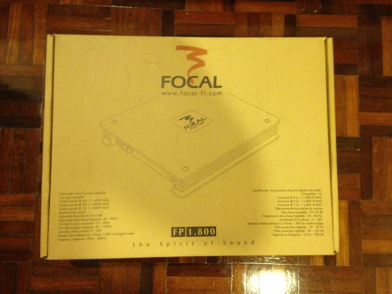 Focal FP1.800 & FP5.500 Amplifier BNIB (SOLD) Photo_19