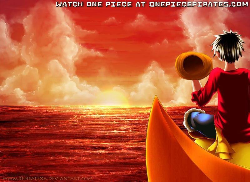 Galerie d'images de Monkey D. Luffy Luffy211
