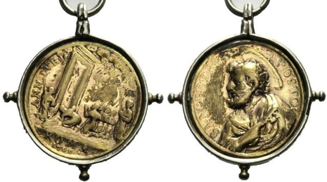 Recopilacion de medallas jubilares de datacion dudosa expuestas en el foro 1700_j10
