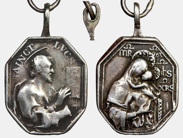 San Lucas Evangelista / N.D. de Grace de Cambrai  (R.M. SXVII-P87) C073_l10