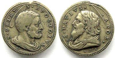 San Pedro - San Pablo S. XVII (R.M. SXVII-O226) Hamera10