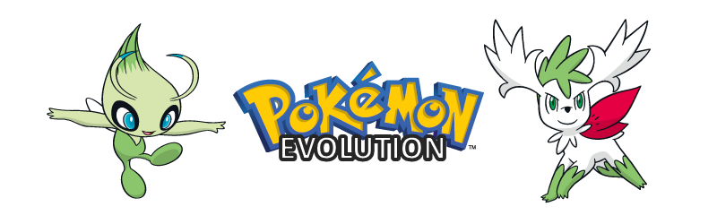 Pokemon Evolution Logo11
