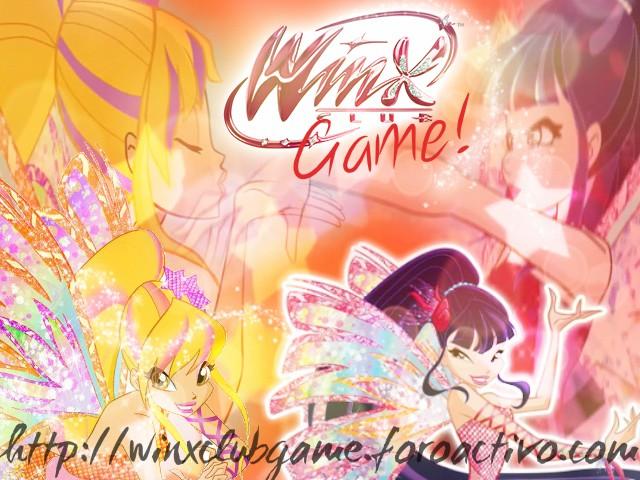 Winx Club Game: By Stella & Silvia