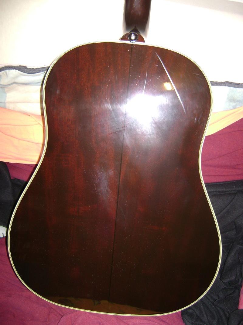 Vends Gibson Southern Jumbo Aaron Lewis - VENDUE Dsc03312