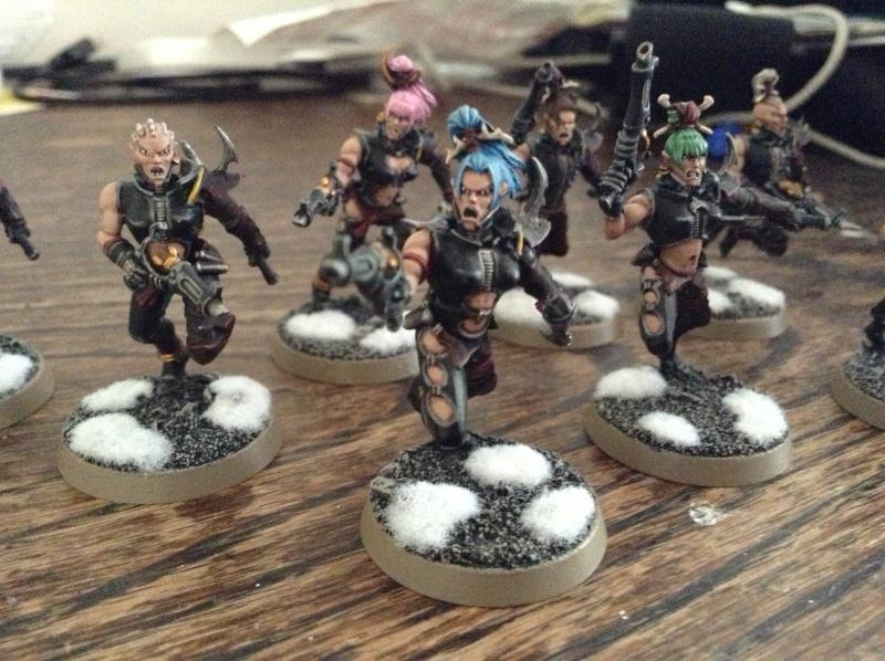 HELP! Which list for Throne of Skulls this weekend?  Dark210