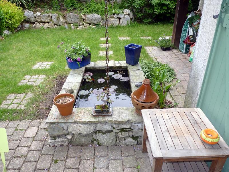 bassin en pierres apparentes 650L style Japonais P1000210