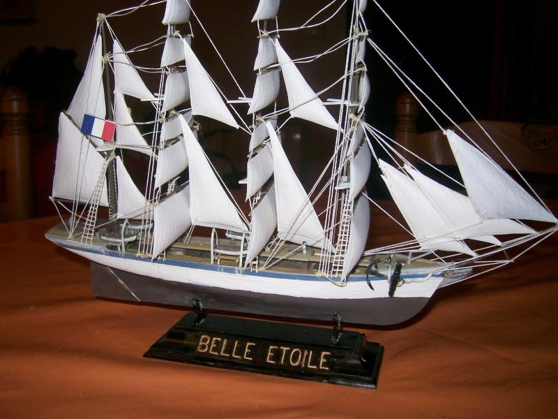 """""""La Belle Etoile"""" au 1:350 de revell  107_0312"""