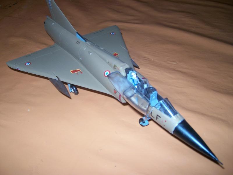 Mirage 3  1:32 de revell 107_0316