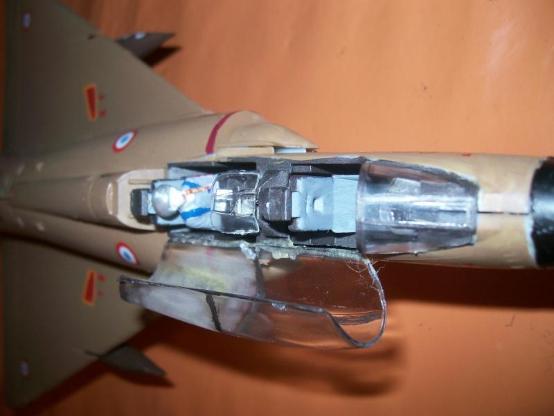 Mirage 3  1:32 de revell 107_0317