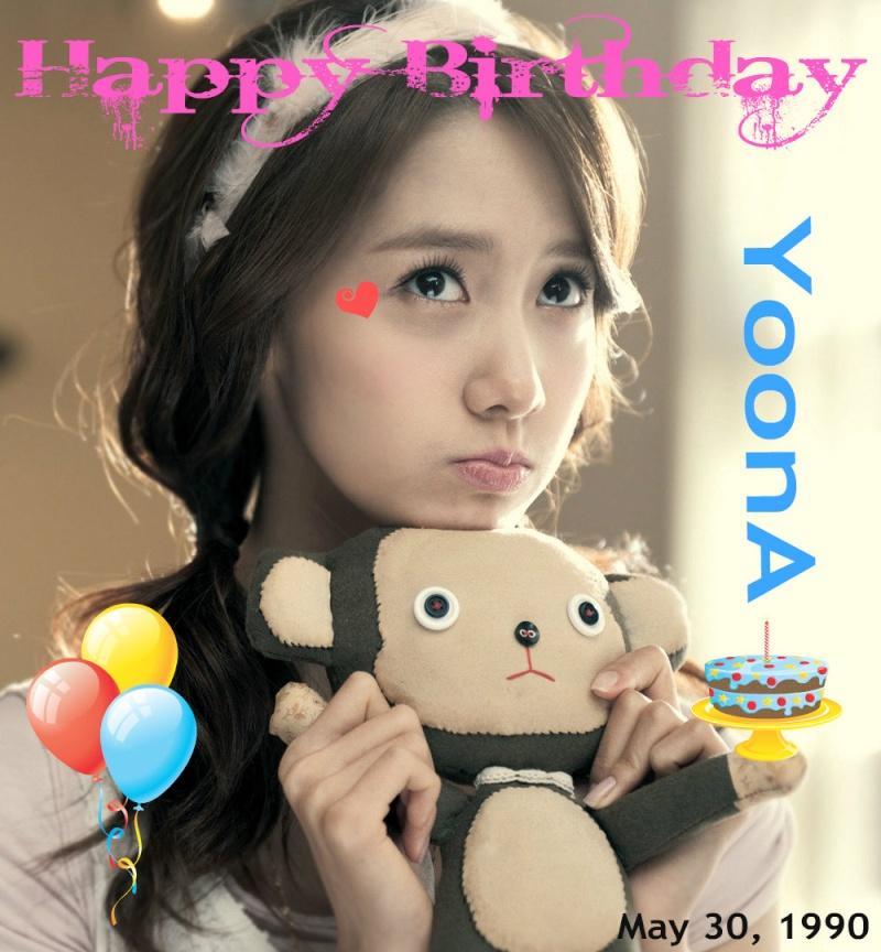 [2013] Yoona's Birthday Message Thread  Tumblr12