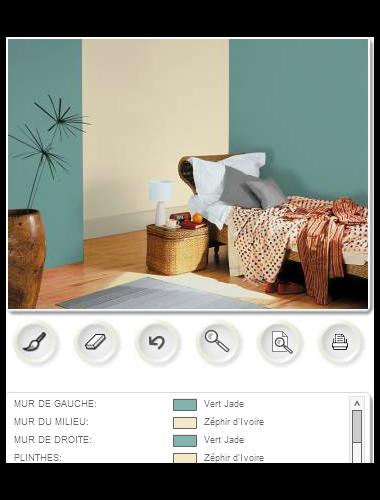 Choix peinture pour chambre bébé : PHOTOS ! Chambr10