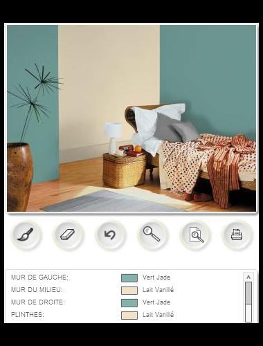 Choix peinture pour chambre bébé : PHOTOS ! Chambr11