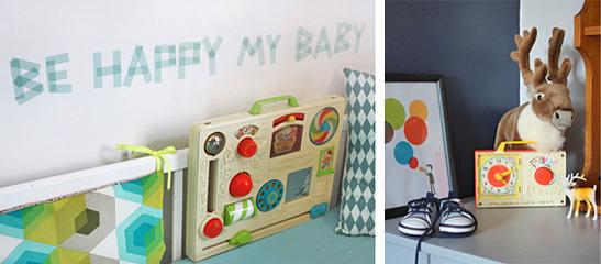 Choix peinture pour chambre bébé : PHOTOS ! Pourme10