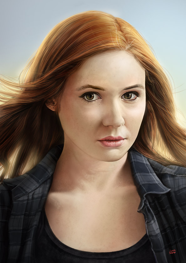Amy Pond Docteu10