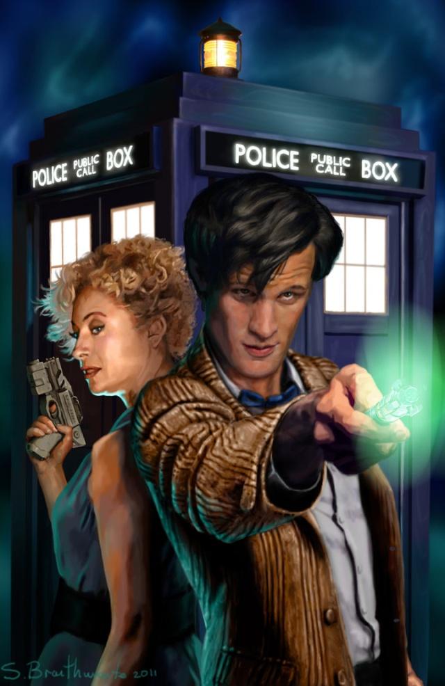 Doctor Who by *SBraithwaite Doctor10