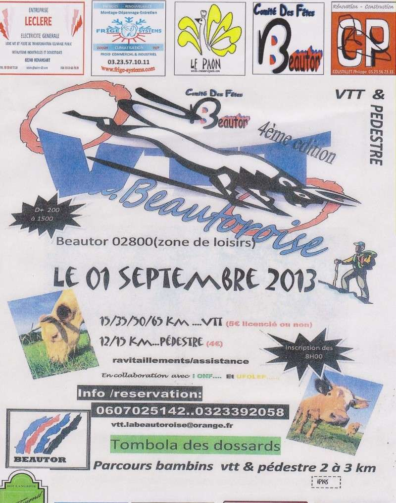 [01/09/2013] Beautor - Rando du comité des fêtes 00111