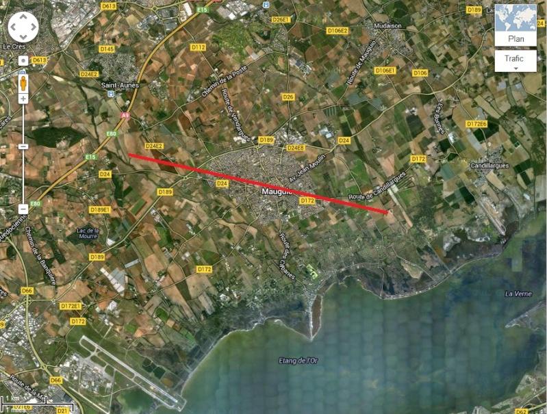 2013: le 04/06 à 15h30 - petite boule de couleur blanc - mauguio  - Hérault (dép.34) - Page 2 Google11
