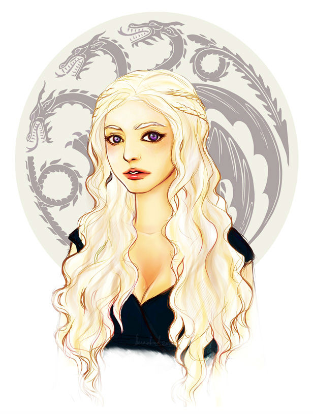 Daenerys Targaryen  Daener11