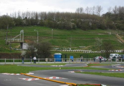 Marles-Les-Mines (62540), MODELISME AUTOMOBILE  CLUB DE MARLES  1/10ème, 1/8ème, 1/5ème Club810