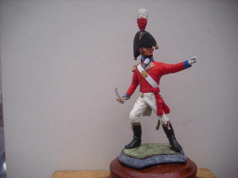 Englischer Infanterie-Offizier ca. 1809 K800_b10