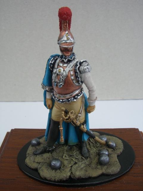 Carabinier-Offizier, 1812 K800_c16
