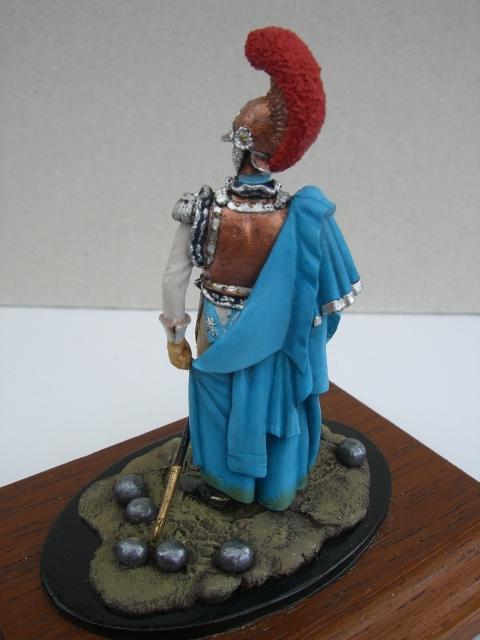 Carabinier-Offizier, 1812 K800_c17