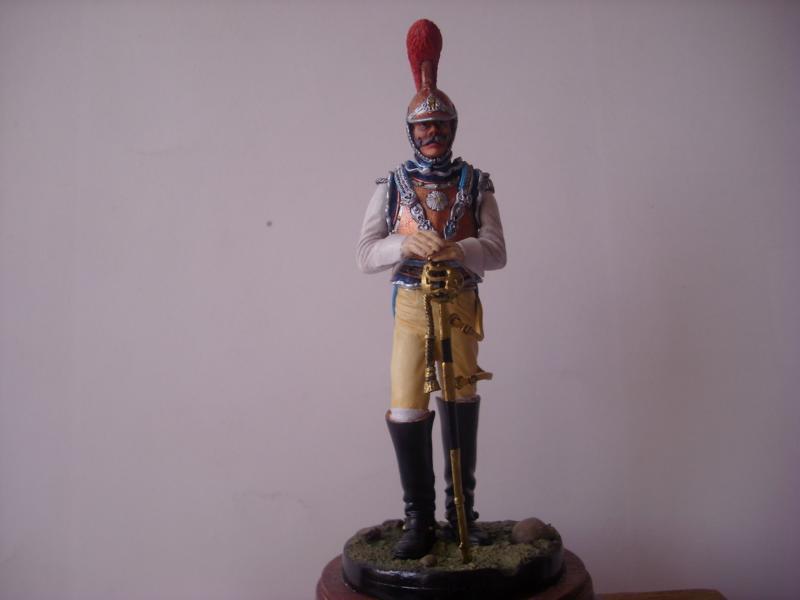 Carabinier-Offizier, 1812 K800_d11