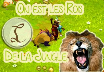Présentation de la guilde Lions Team Logo_p10