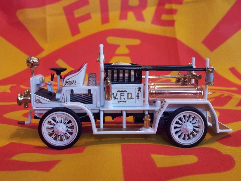 kleine Auswahl von meinen Fire Trucks 01711