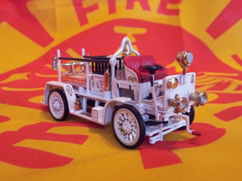 kleine Auswahl von meinen Fire Trucks 01810
