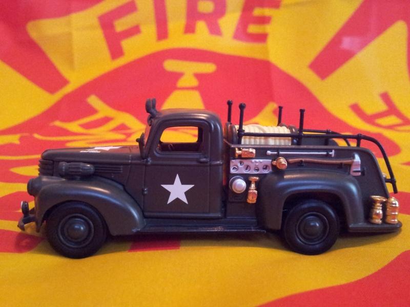 kleine Auswahl von meinen Fire Trucks 02410