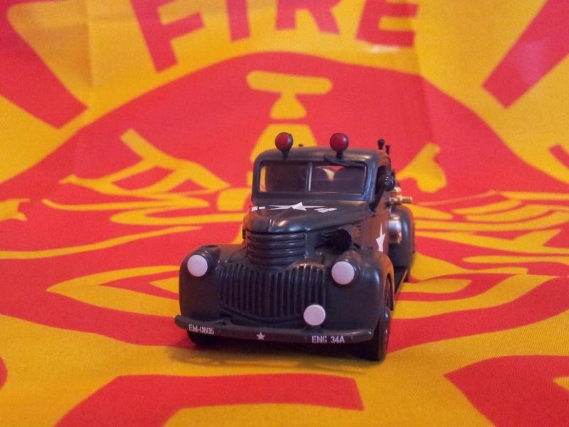 kleine Auswahl von meinen Fire Trucks 02510