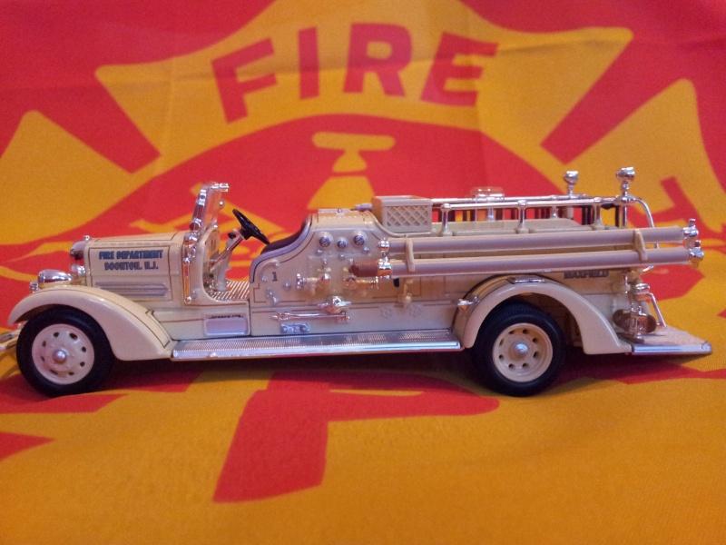 kleine Auswahl von meinen Fire Trucks 02810