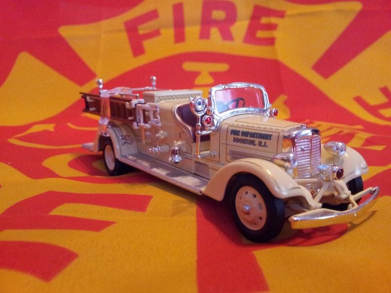 kleine Auswahl von meinen Fire Trucks 02910