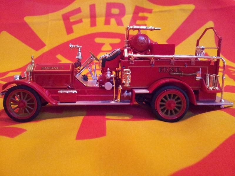 kleine Auswahl von meinen Fire Trucks 03110