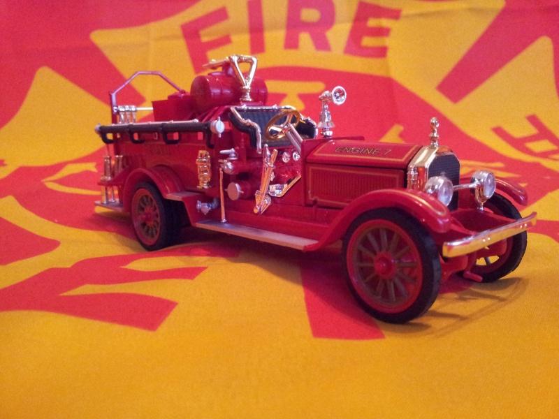 kleine Auswahl von meinen Fire Trucks 03410