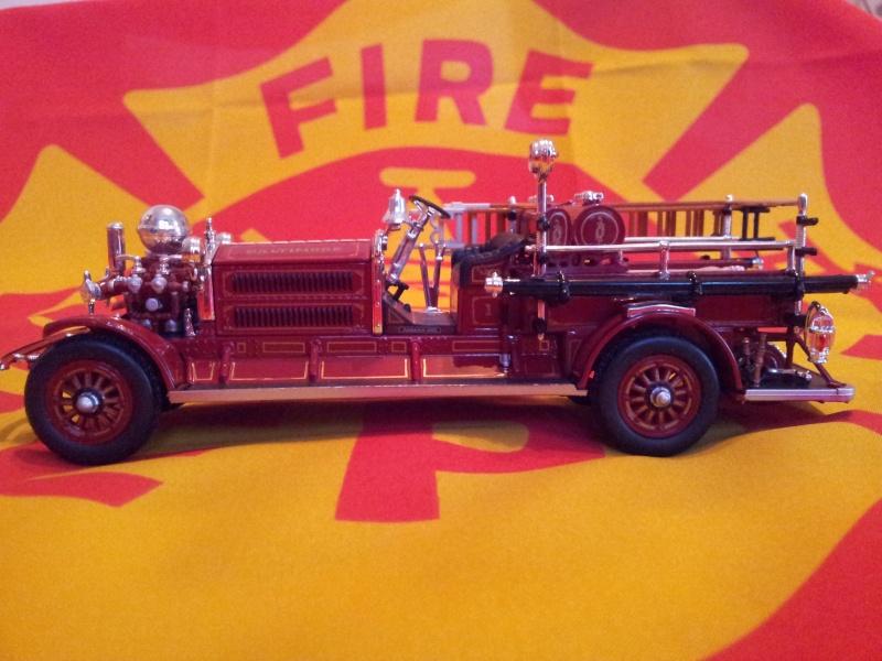kleine Auswahl von meinen Fire Trucks 03510