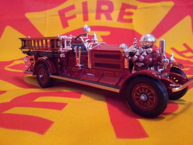 kleine Auswahl von meinen Fire Trucks 03810