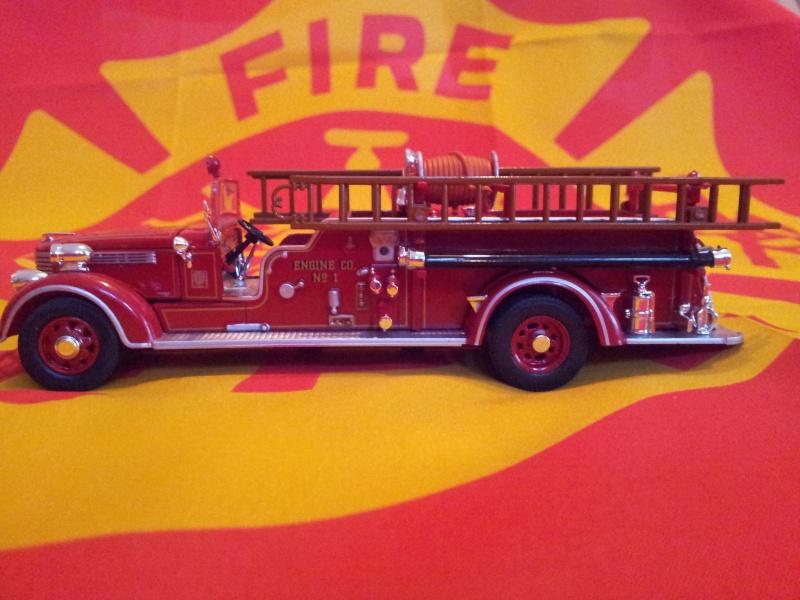 kleine Auswahl von meinen Fire Trucks 03910