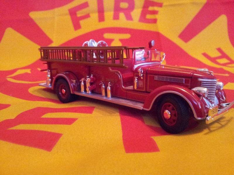 kleine Auswahl von meinen Fire Trucks 04110