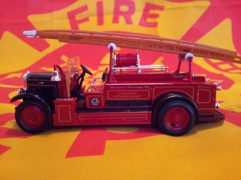 kleine Auswahl von meinen Fire Trucks 04310