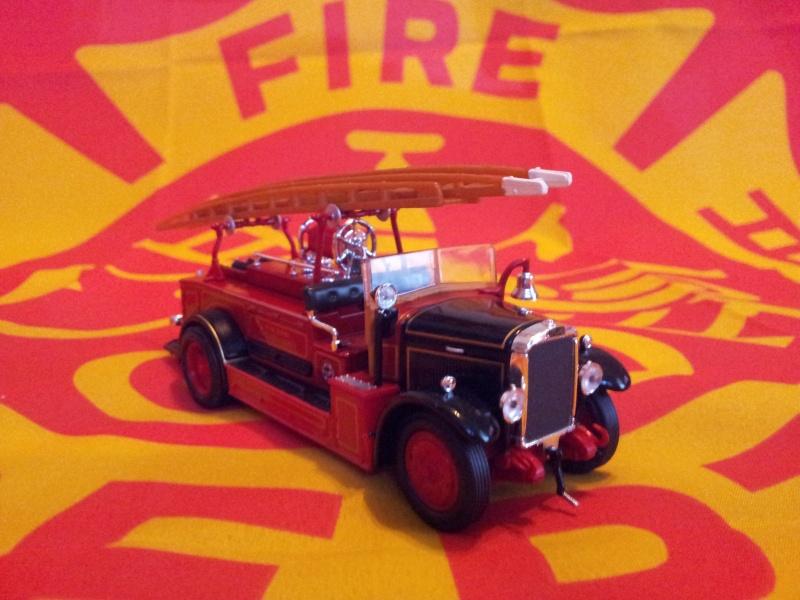 kleine Auswahl von meinen Fire Trucks 04610