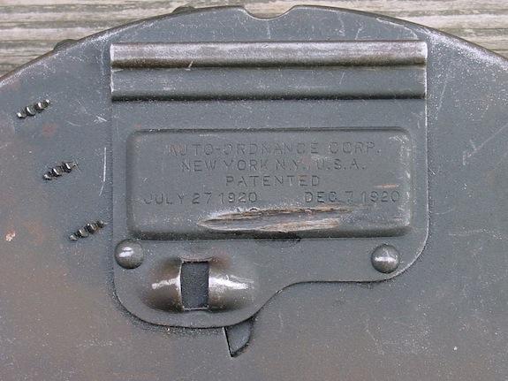 chargeur pour thompson 1928 A1 Thompd10