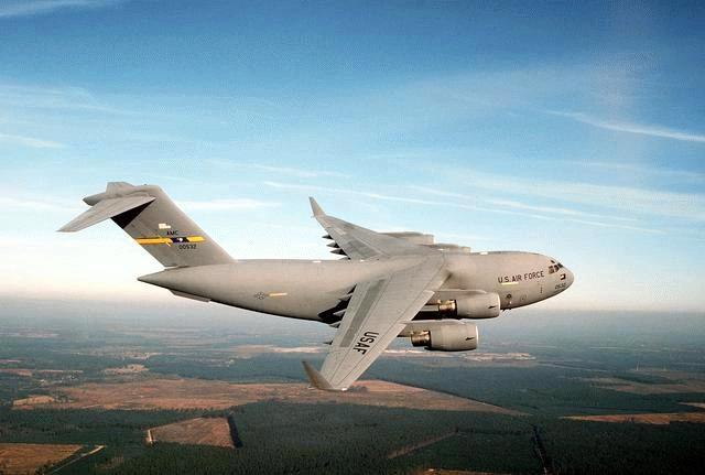 Modèle de vol mis à jour du C-17 Globemaster 7nbllm10