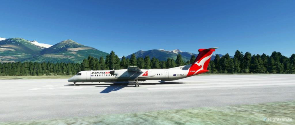 NEW Bombardier Dash8 Q400  Ulwexk10