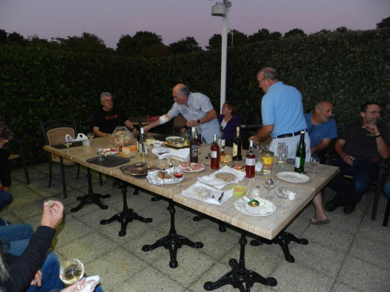 C.R. Weekend en Sud Gironde Dscn6314