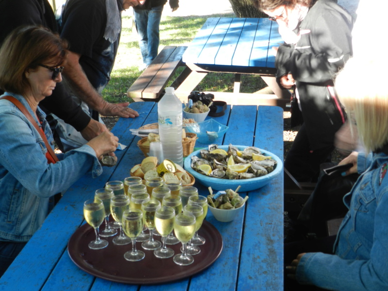 C.R. Weekend en Sud Gironde Dscn6318